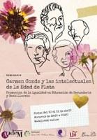 Carmen Conde y las intelectuales de la Edad de Plata