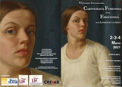 Cartografía femenina de las emociones en la Literatura y las Artes