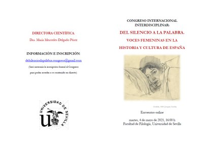 Del silencio a la palabra. Voces femeninas en la historia y cultura de España.