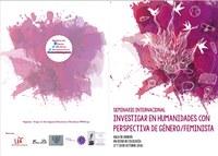 Investigar en Humanidades con perspectiva de género/feminista