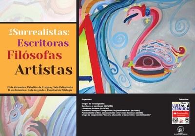 Las surrealistas: Escritoras, filósofas, artistas