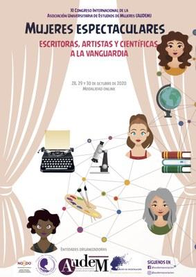 Mujeres espectaculares: escritoras, artistas y científicas a la vanguardia