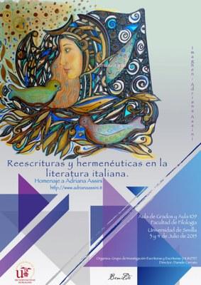 Reescrituras y hermenéuticas en la literatura italiana