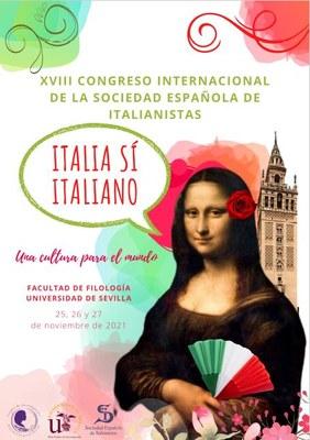XVIII Congreso Internacional de la Sociedad Española de Italianistas