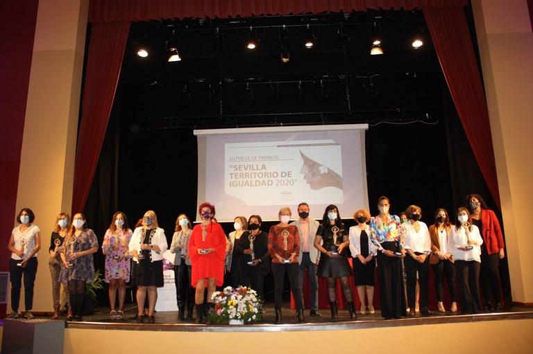 """Premio """"Sevilla, Territorio de Igualdad"""" de 2020"""